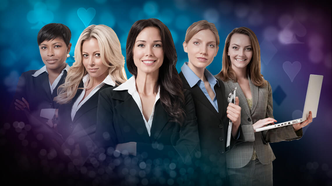 Great Women in Gambling Business