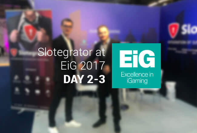 EiG 2017: Good bye Berlin