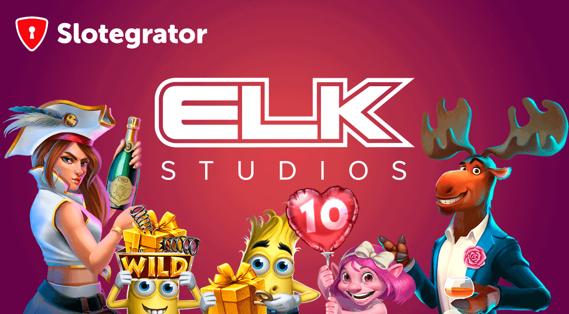 Slotegrator Presents Its New Partner - ELK Studios