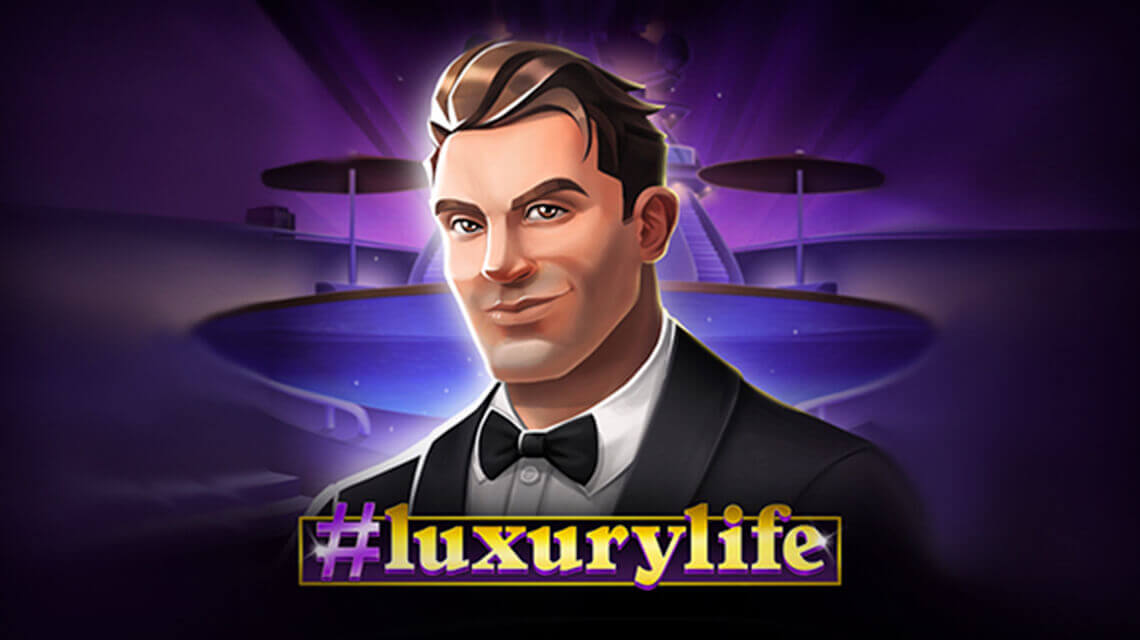 Endorphina will give gamblers a slice of posh in new #luxurylife video slot