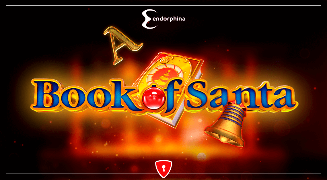 New Game From Endorphina: Book of Santa