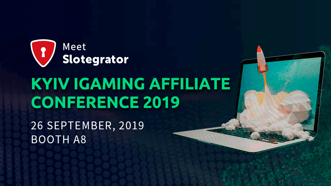 Slotegrator Goes to Kyiv iGaming Affiliate Conference