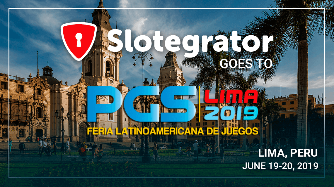 See Slotegrator at Peru Gaming Show