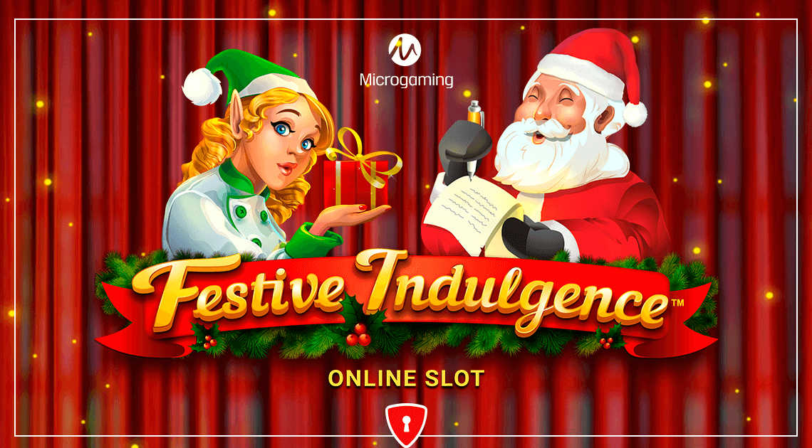New Game From Microgaming: Festive Indulgence
