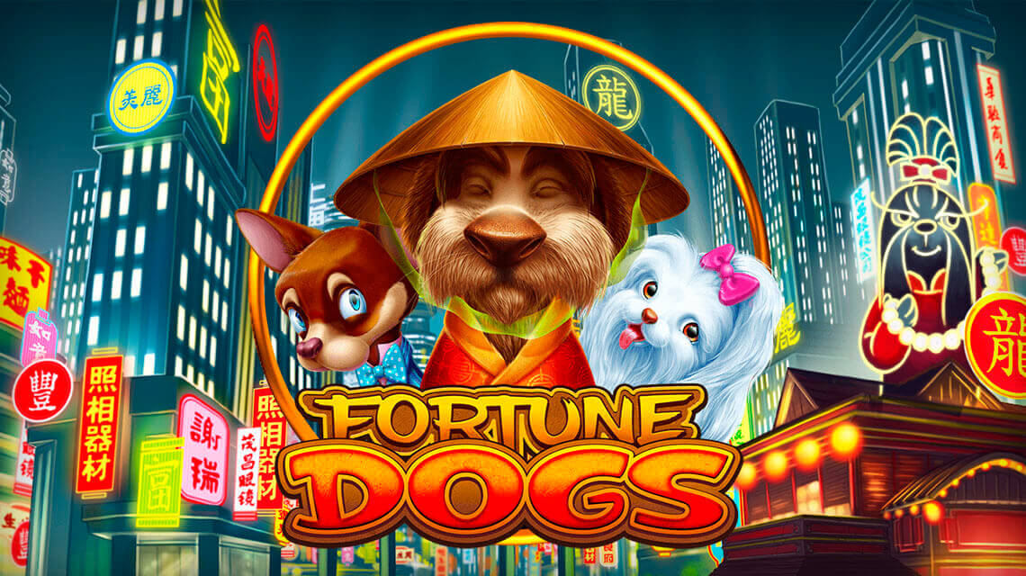 Welcome to the World of Virtual Adventures: New-Made Fortune Dogs Slot From Habanero Awaits You