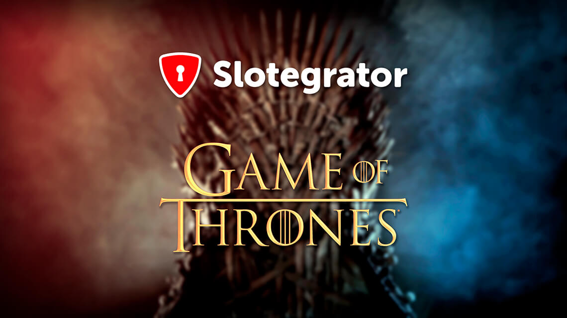 Game of Thrones themed slots are coming