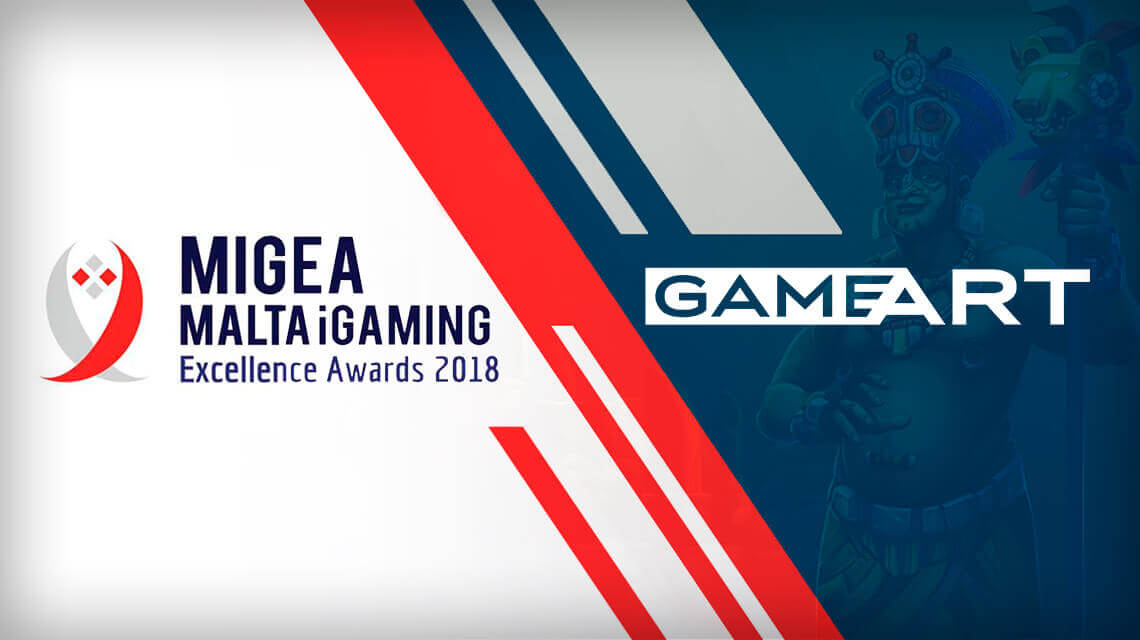 GameArt номинирован на Malta's iGaming Excellence Awards в 6 категориях