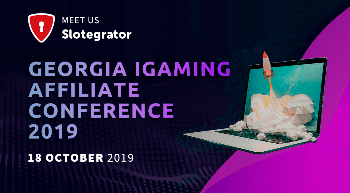 Slotegrator Is Going to the Georgia iGaming Affiliate Conference