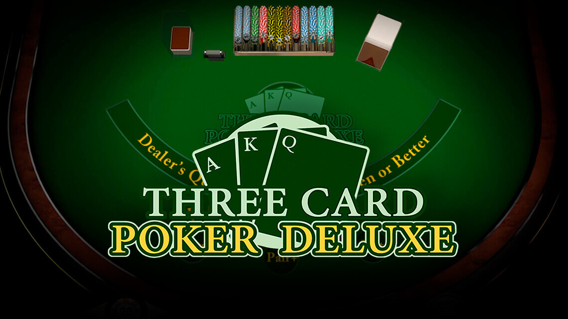 Best Winning Hands in the New 3 Card Poker Deluxe Game by Habanero