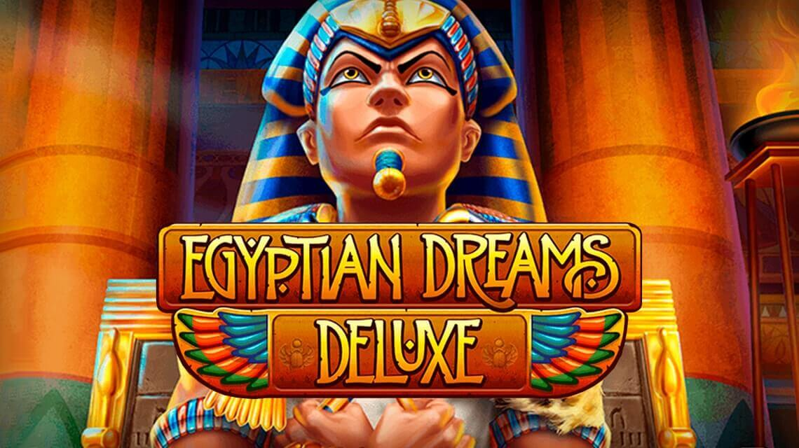 Egyptian Dreams Deluxe Updated by Habanero