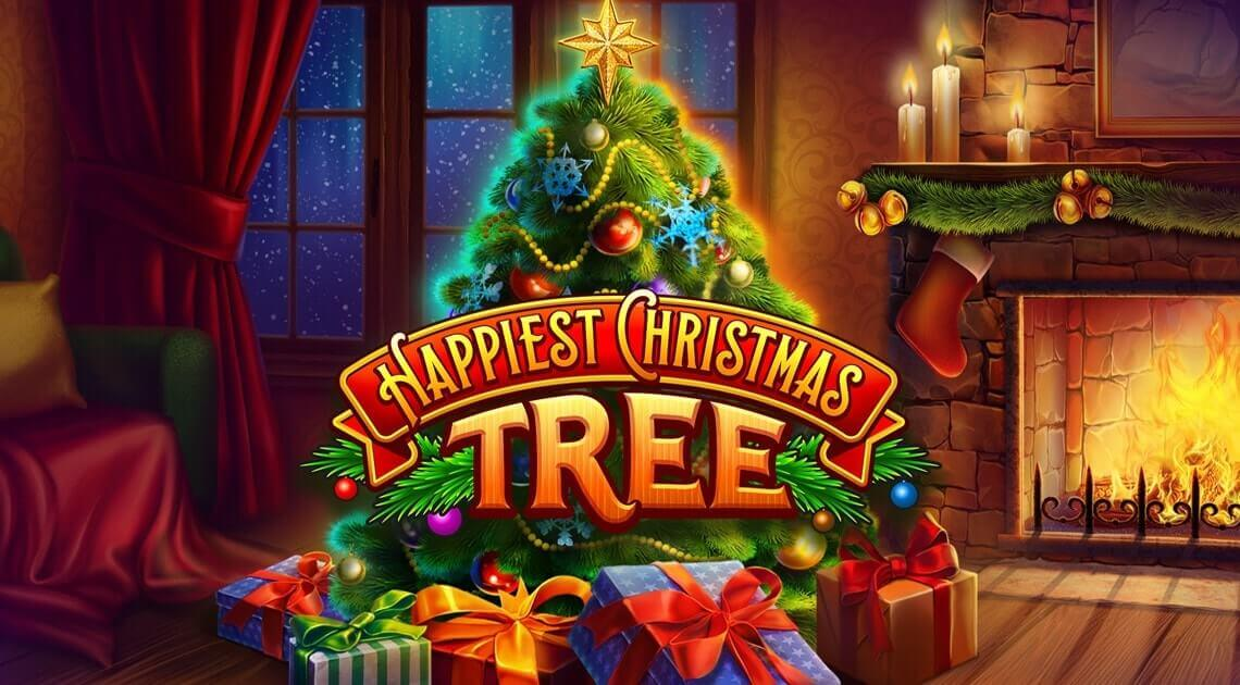 Xmas-Themed Video Slot Happiest Christmas Tree from Habanero