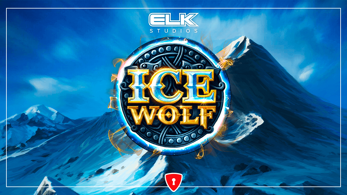 Players Will Tame a Terrifying Beast in ELK's New Slot, Ice Wolf