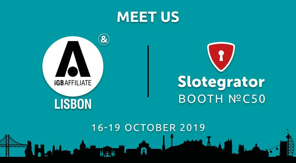 Meet Slotegrator at iGB Affiliate Lisbon