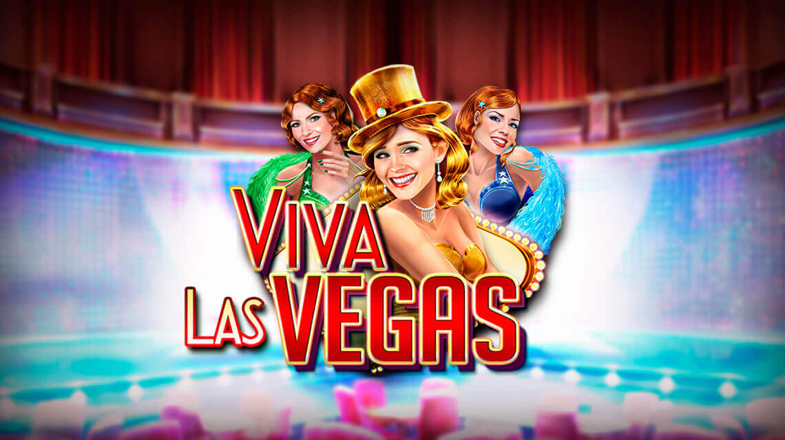 What happens in Vegas... Stays in Viva Las Vegas Slot from RedRake