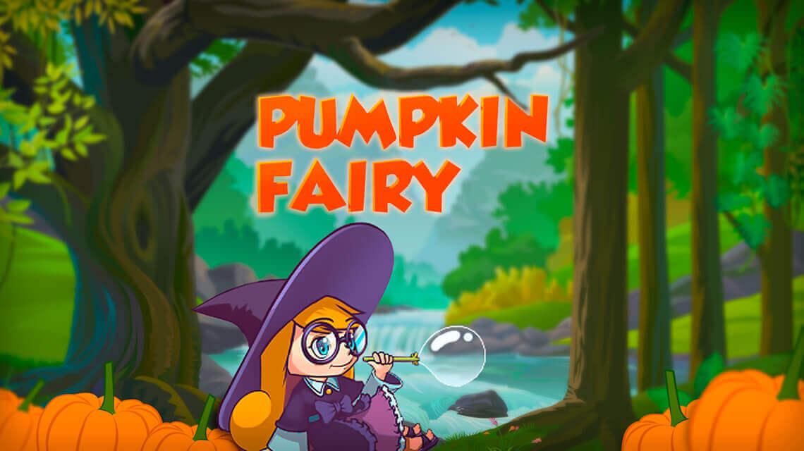 Gamblers Grow Pumpkins In The New Slot Pumpkin Fairy By Igrosoft