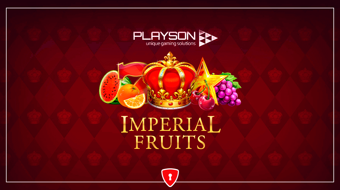 Playson Proves That Classics Don't Age in Their New Slot, Imperial Fruits: 100 Lines