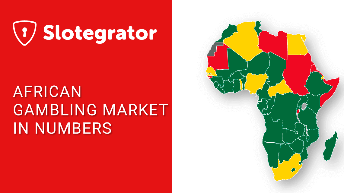 African Gambling Market in Numbers