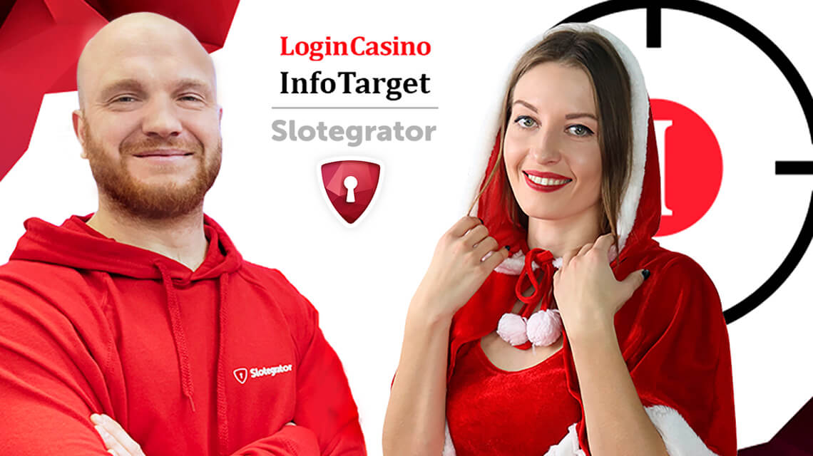Slotegrator experts in new InfoTarget edition from Login Casino