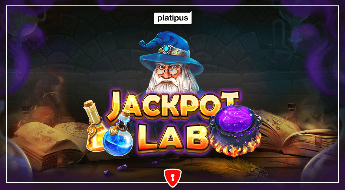 Platipus Mixes Science and Magic With Their New Slot, Jackpot Lab