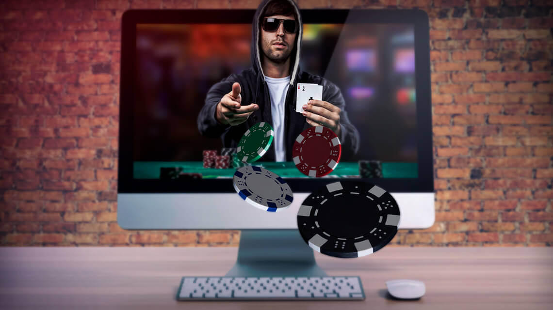 How do virtual poker rooms work: key aspects