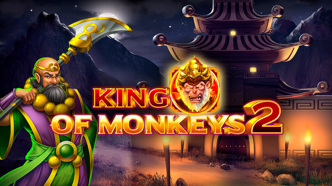 Meet 2nd Edition of King of Monkeys From GameArt