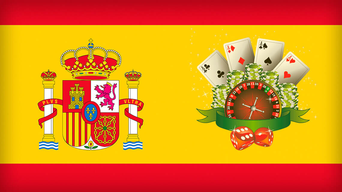 Spain's Congress to lower gambling tax