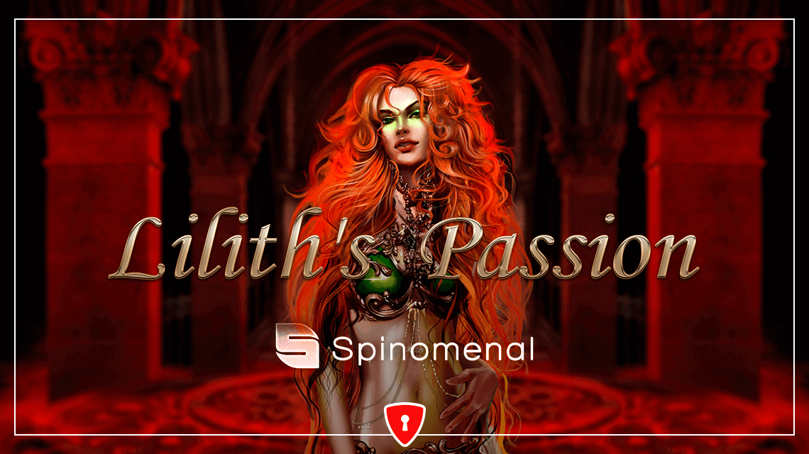 Spinomenal Releases the New Version of Lilith's Passion with 15 Lines