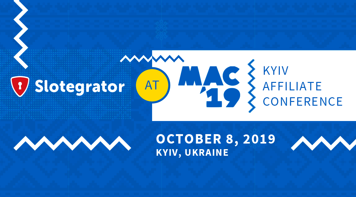Slotegrator Is Going to the MAC Kyiv Affiliate Conference