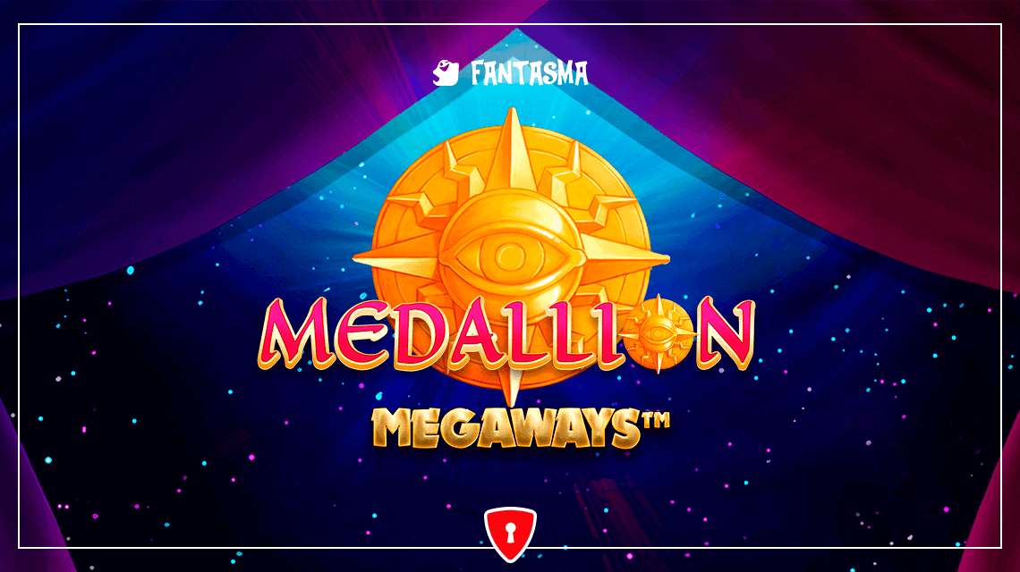 Players Will Win the Riches of the Desert in Fantasma's New Slot, Medallion