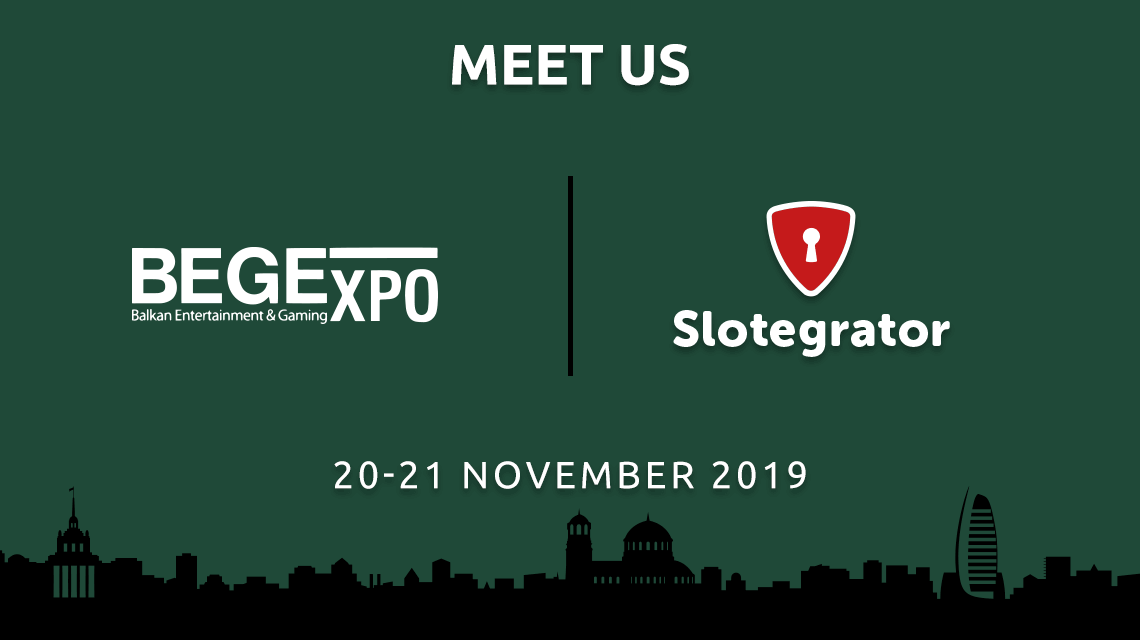 Slotegrator Is Going to the Balkan Entertainment and Gaming Expo