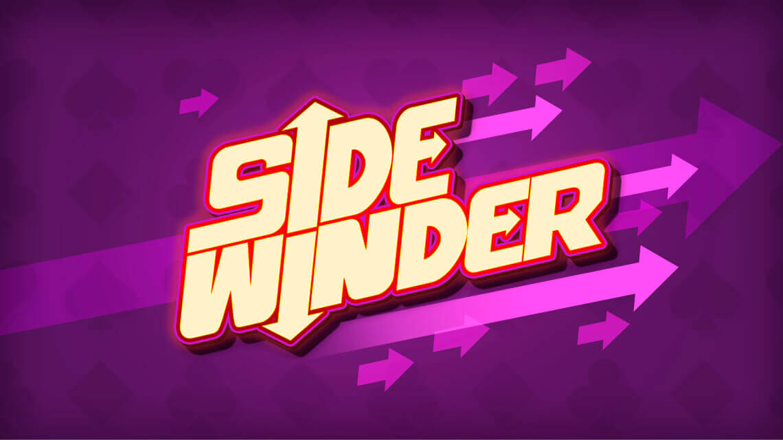 New Collab Slot Sidewinder with Original Lineup from Microgaming and JTFW