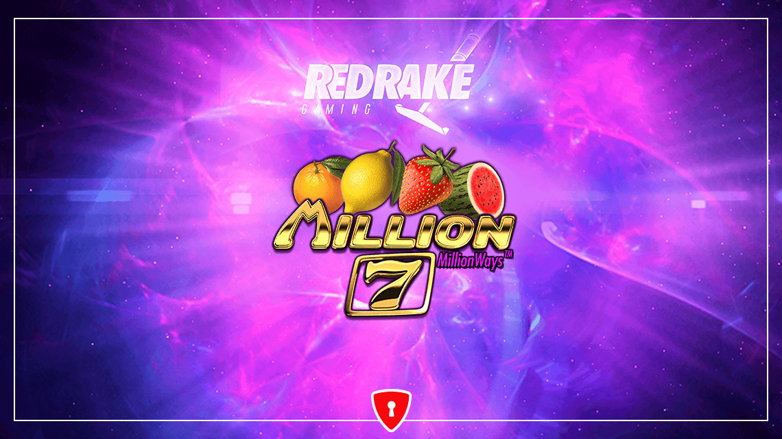 Million 7 Slot from Red Rake Gaming Is Ready to Offer an Exciting Experience