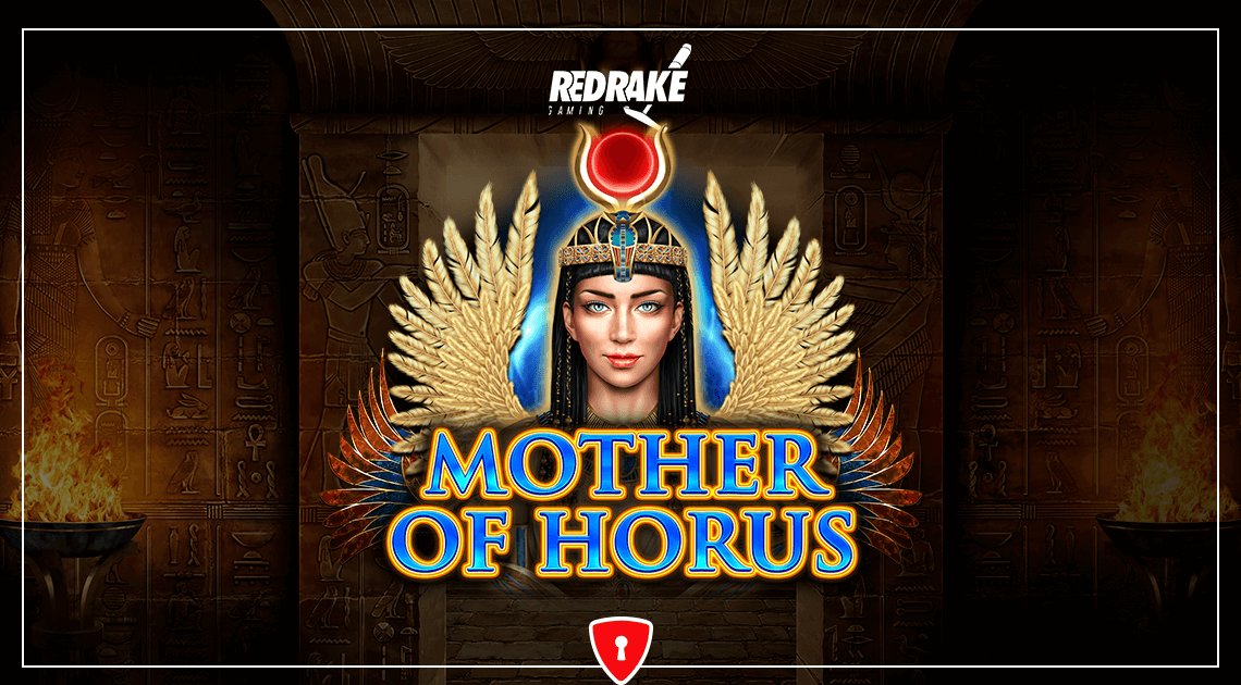 RedRake's New Slot is Mother of Horus
