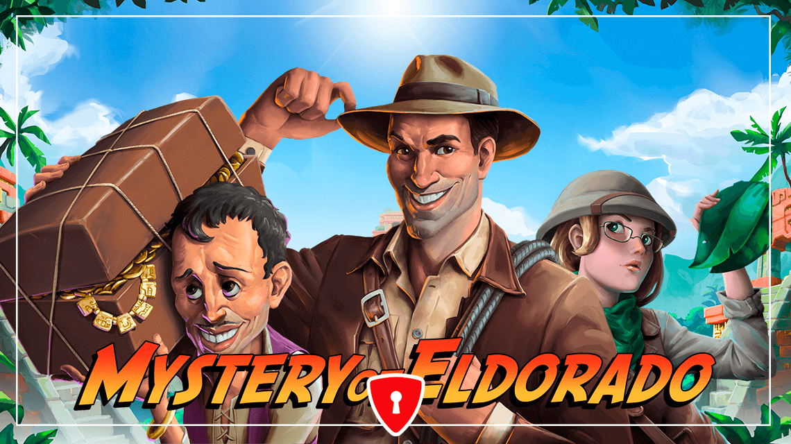Discover the Hidden City and Find Treasure with The Mystery of Eldorado from Endorphina