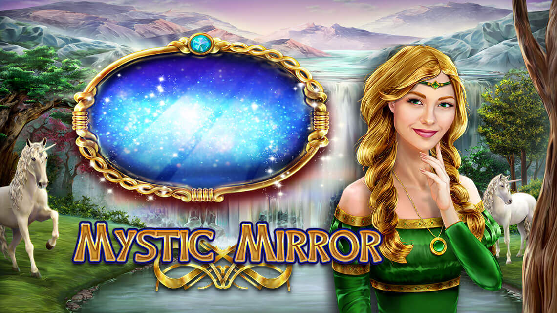 Meet Another Video Slot From RedRake – Mystic Mirror