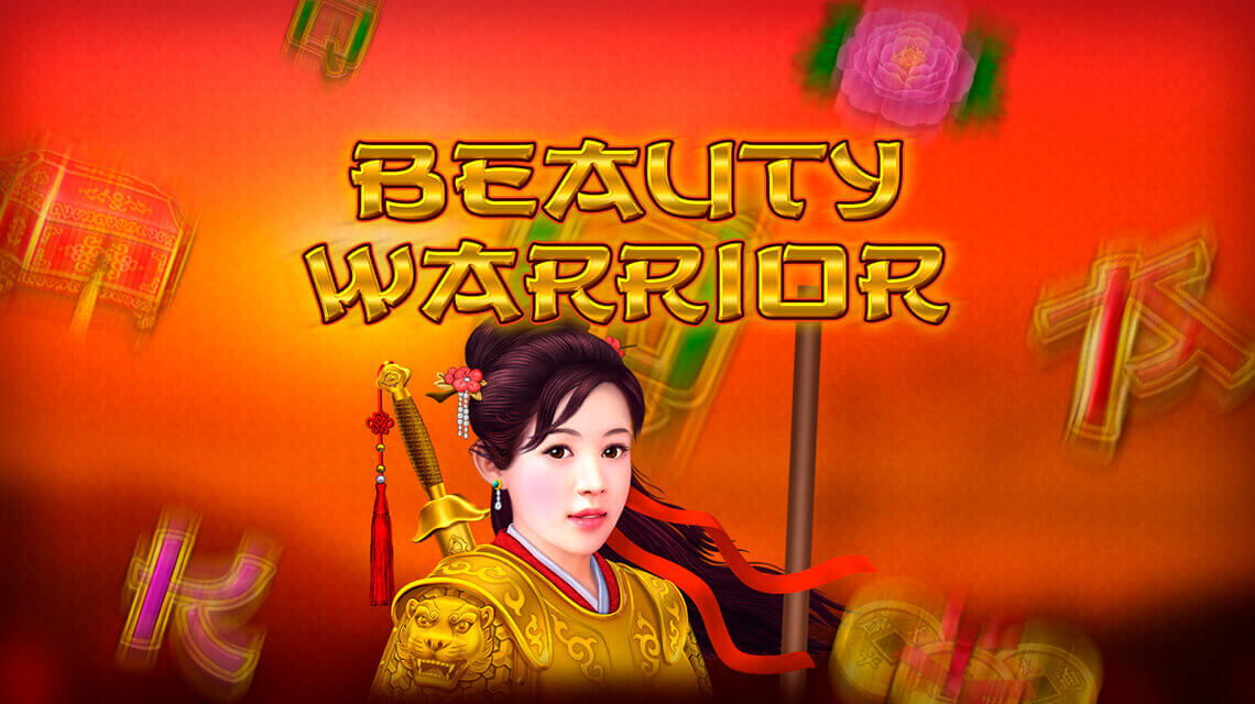 New game from Amatic: Beauty Warrior