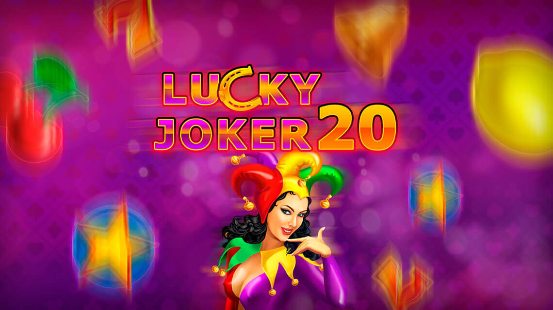 Lucky Joker 20 - flaming slot from Amatic