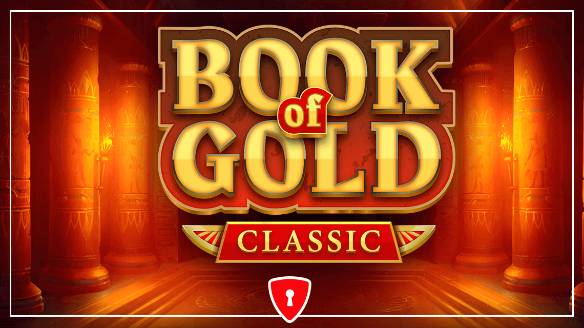Book of Gold: Classic - new game from Playson