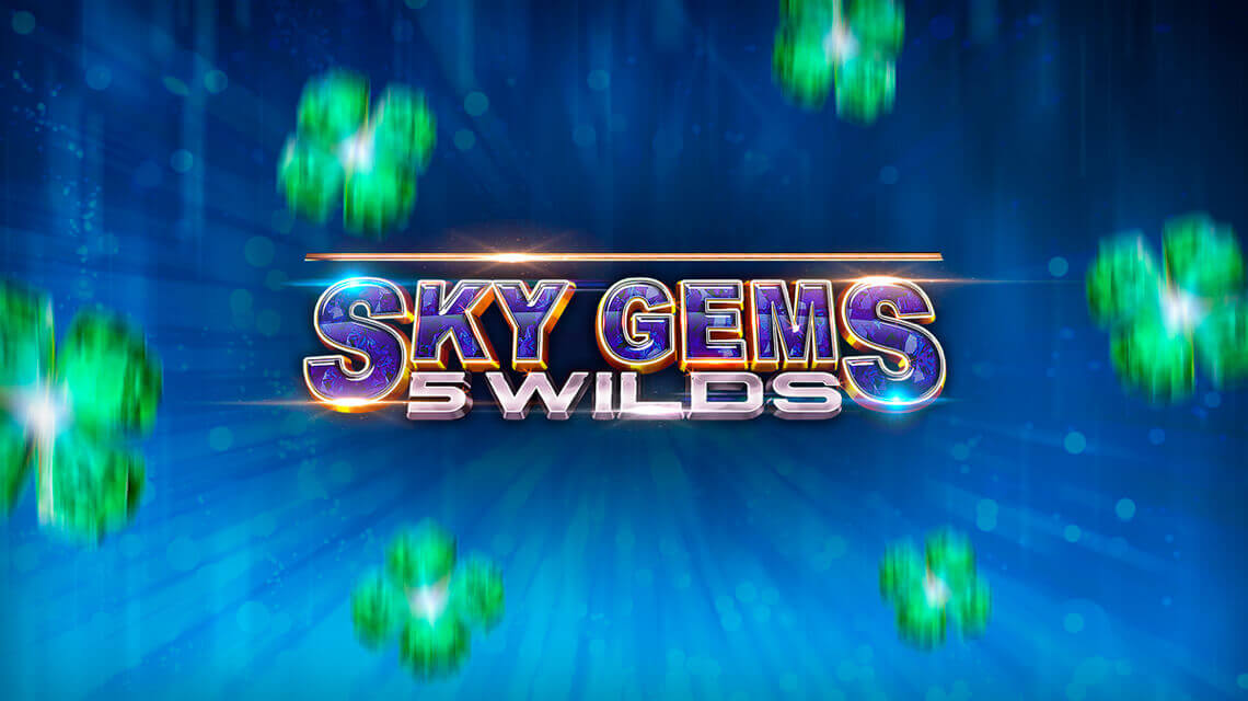 Sky Gems 5 Wilds — follow-up to legendary game from Booongo