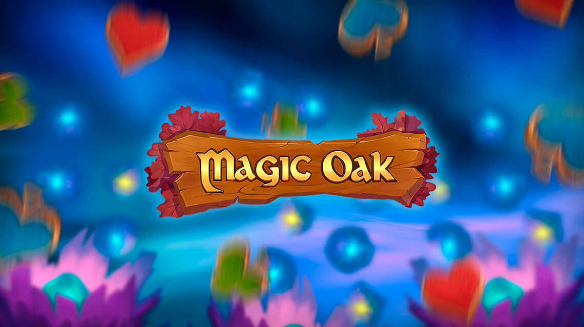 Habanero Released the New Magic Oak Game