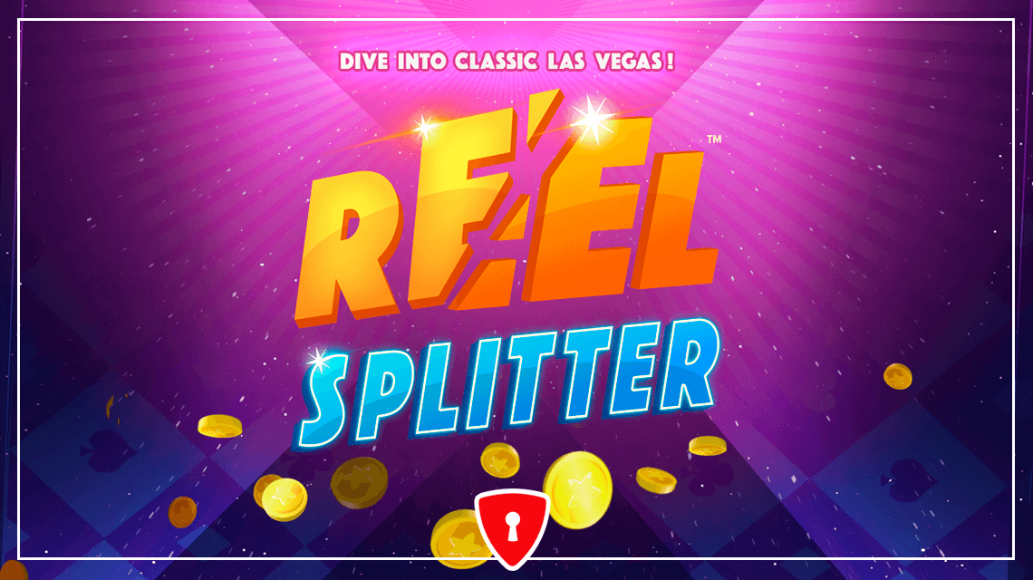 Reel Splitter - unique video slot by Just For The Win