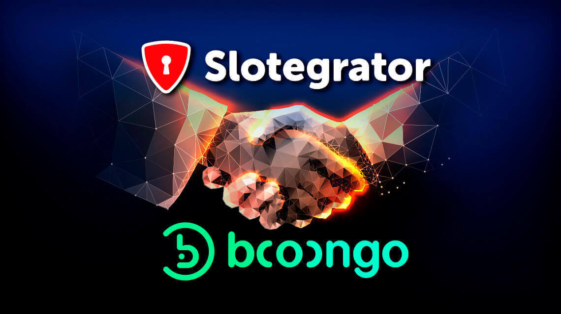 Slotegrator welcomes a new partner. Booongo Entertainment N. V.