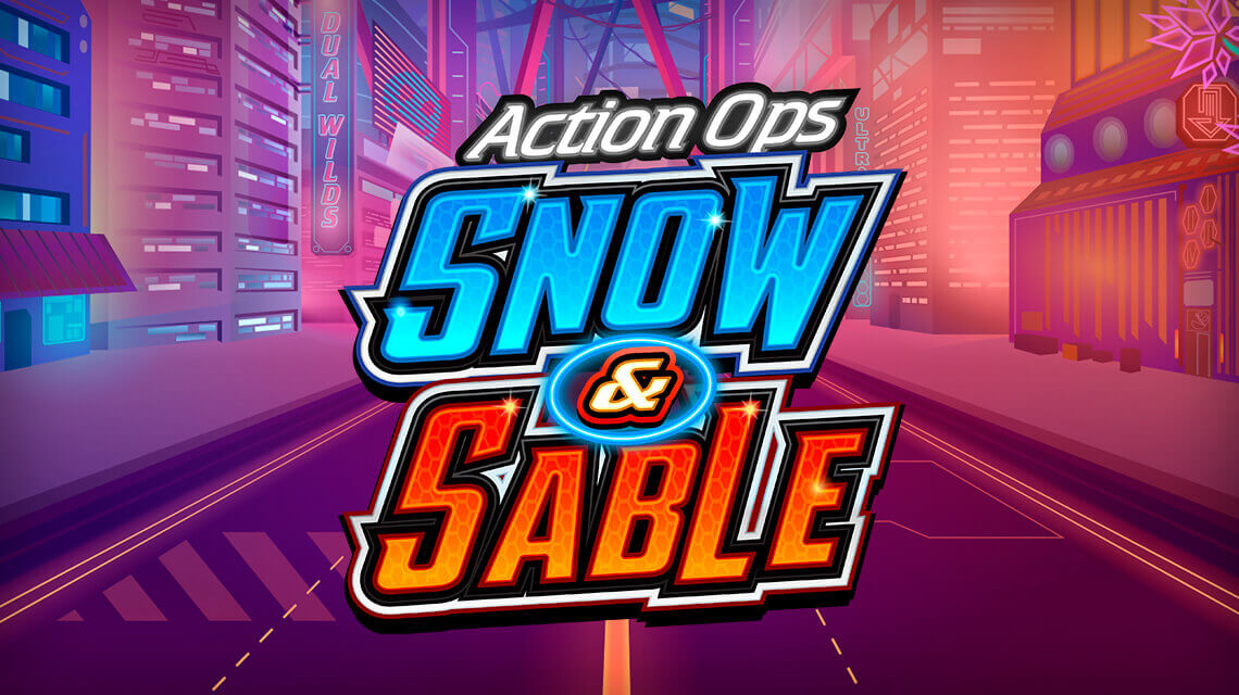 New Action Ops: Snow & Sable Slot From Microgaming