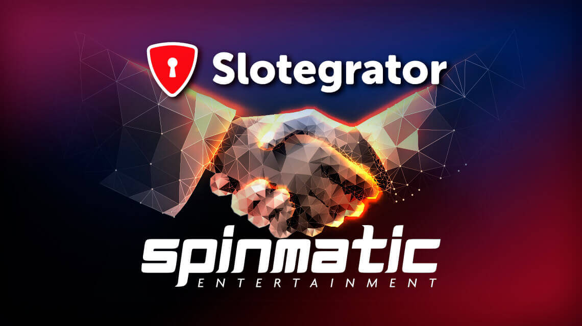 Slotegrator and Spinmatic became partners