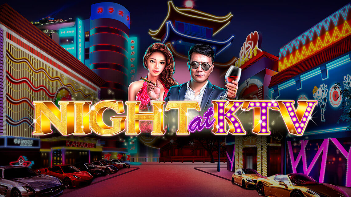 Meet New Sexy Night at KTV Slot from GameArt