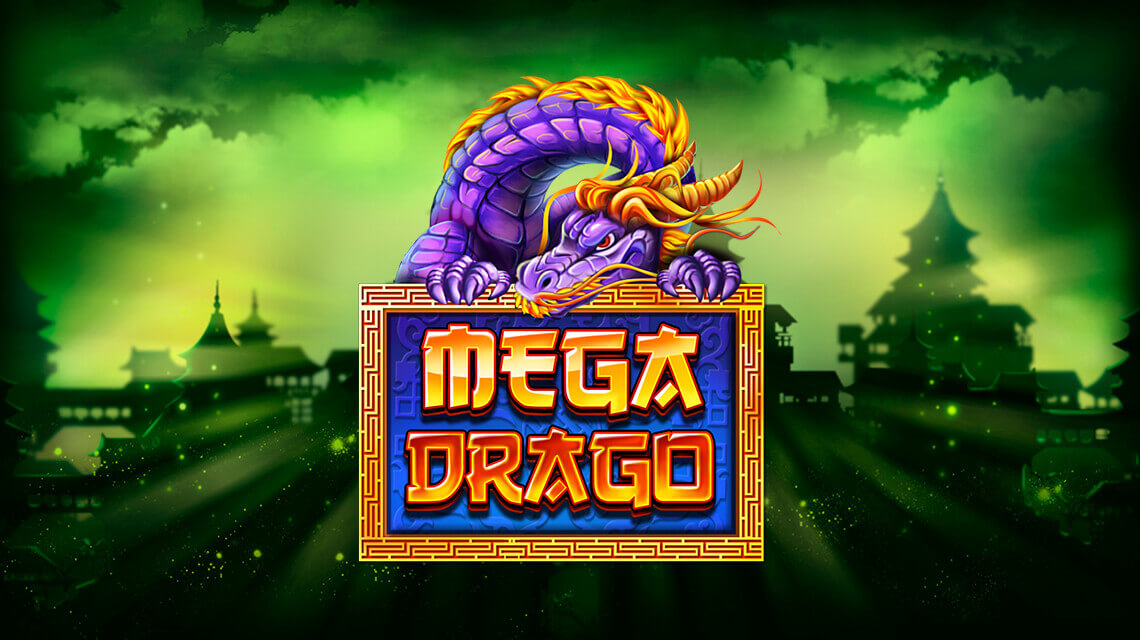 Platipus Presented New Mega Drago Slot