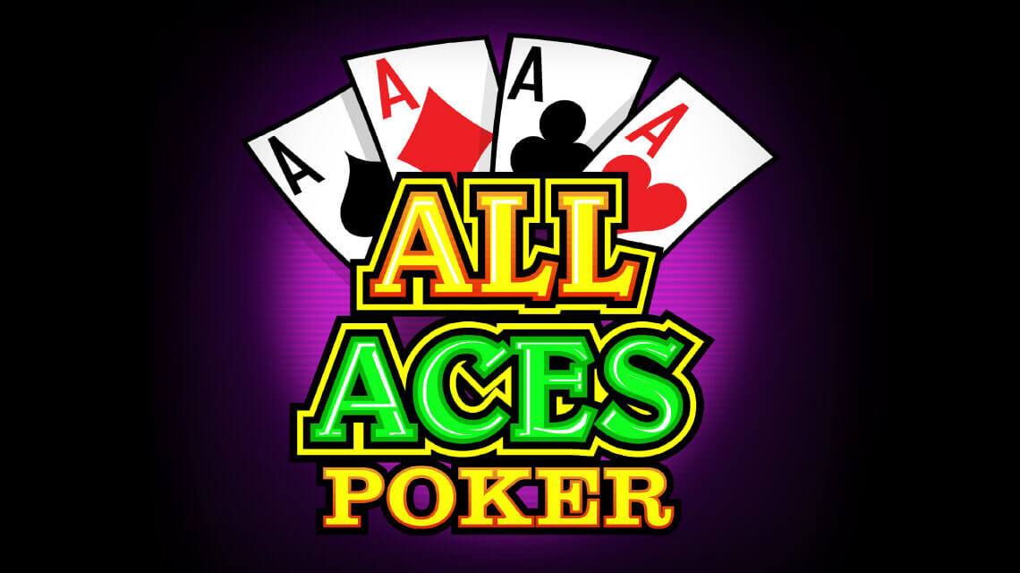 Microgaming Fills Sleeve with All Aces Video Poker Game