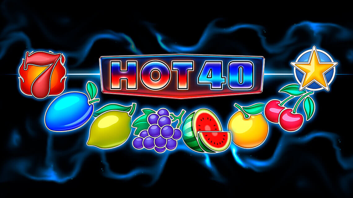 Hot 40 Slot - Amatic's Flaming New Release