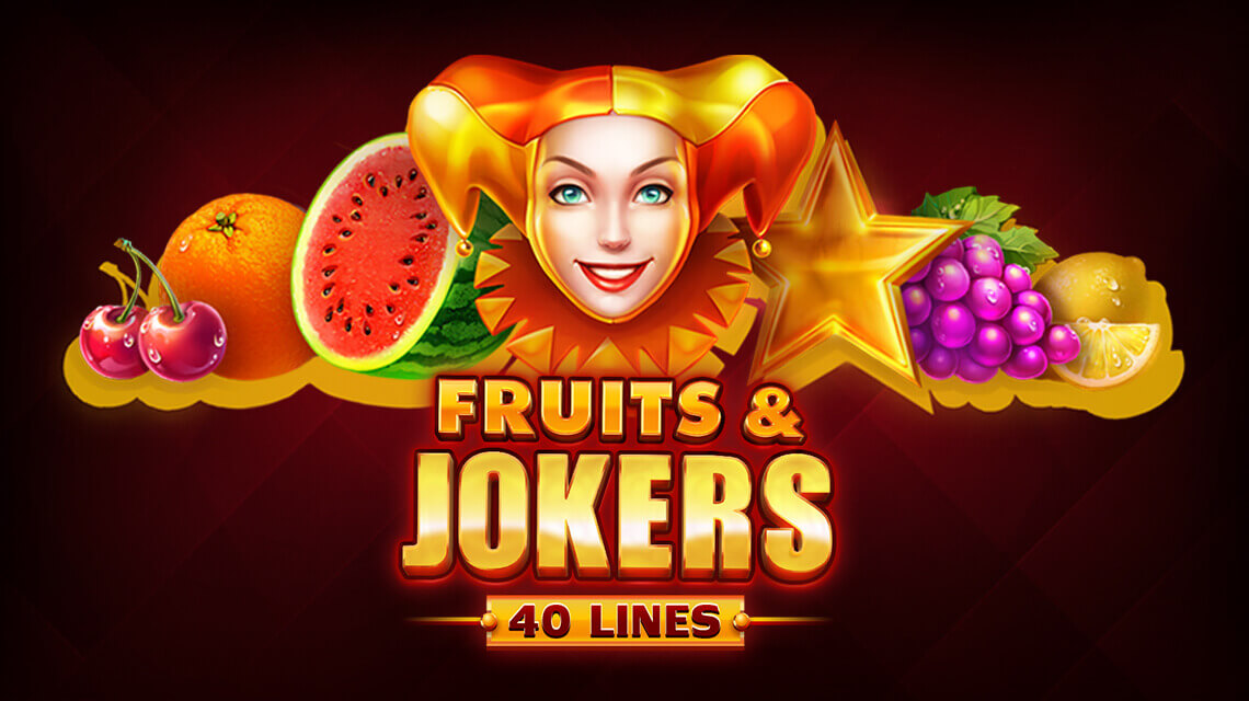 Playson Pulled Off Latest Fruits & Jokers: 40 Lines Video Slot