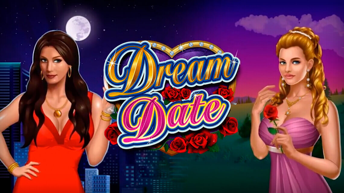 Go on the dates of various eras in a new Dream Date slot from Microgaming
